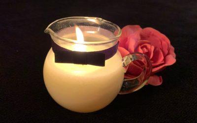 Candle Massage Blog